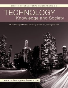Poster for the Technology Conference 2012