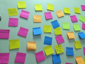 Wall of compliments, by @SVMelton