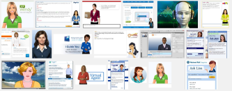 Image search results for 'virtual agents' on Google