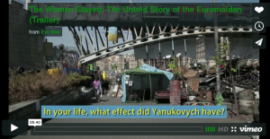 The Women Stayed: the untold story of the Euromaidan